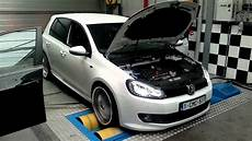 golf 6 tsi 122pk chiptuning testbank