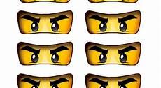 Ninjago Malvorlagen Augen Quiz Lego Ninjago Cutout For Birthday Balloons Cake