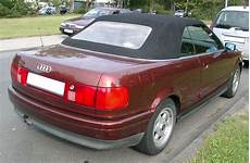 File Audi 80 B4 Cabrio Rear 20071001 Jpg Wikimedia Commons