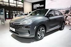 Hyundai Nexo L Autre Voiture 224 Hydrog 232 Ne Du Mondial De L