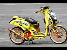 Modifikasi Scoopy by Modifikasi Honda Scoopy Drag