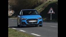 Essai Audi A1 Sportback 30 Tfsi 116 S Tronic7 S Line 2019