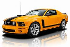 2007 ford mustang saleen parnelli jones 302 for sale