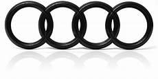 audi emblem schwarz audi ringe heck q3 q5 q7 tt tts r8 schwarz emblem logo