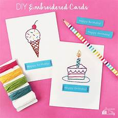 13 Diy Birthday Cards That Are Shelterness