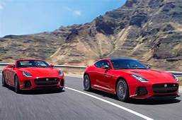 New Jaguar F Type 400 Sport Heads Raft Of Revisions To