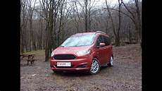 ford tourneo courier 1 6 tdci 2015 test