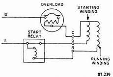 ge single phase air compressor motor wiring diagram electrical my hobby nak repair kipas dan peralatan elektrik sendiri