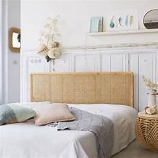 Kopfteil F 252 R Bett Aus Rattan 160 Adele Tikamoon