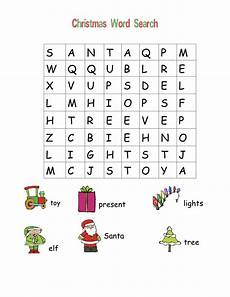 christmas word searches classroom freebies