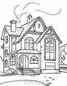 House Outline Drawing At GetDrawingscom  Free For