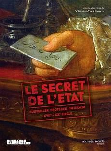 Livres Droit Gratuit Gratuit Le Secret De L Etat