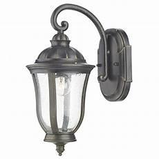 johnson wall bracket lantern black gold astral lighting ltd