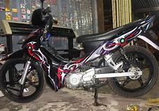 Variasi Motor Zr by Stiker Motor Kaysha Variasi