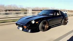 Datsun 280ZX // AG Wheels Bruce Laureto  YouTube