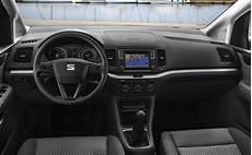 2016 Seat Alhambra Facelift Details Machinespider