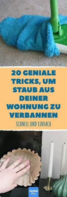 20 Geniale Tricks Um Staub Aus Deiner Wohnung Zu
