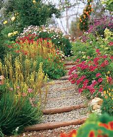 6 steps to a no work cottage garden better homes gardens