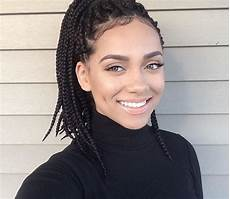 medium box braids 6 different ways to wear this protective style all things hair uk