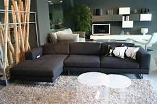 outlet divano divano noor con penisola in offerta carminati e sonzogni