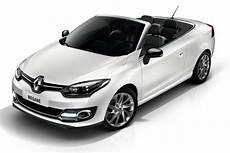renault unveils facelifted megane cc autoevolution