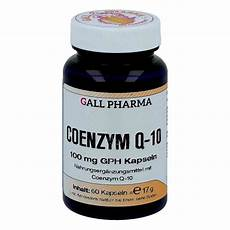 coenzym q10 gph 100 mg kapseln 60 stk g 252 nstig bei apo