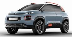 citroen c aircross concept shown new c3 picasso