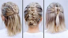 Hair Styling Guide For braided heatless back to school hairstyles milabu