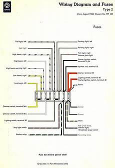 Splittie 62 Wiring Diagram Aircooled Vw South Africa