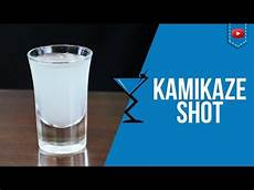 kamikaze shot how to make a kamikaze shot cocktail