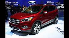ford escape titanium ford kuga 2017