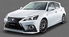 lexus ct200h f sport trd gives lexus ct 200h a with new f sport bits carscoops
