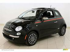 gucci nero black 2012 fiat 500 gucci exterior photo