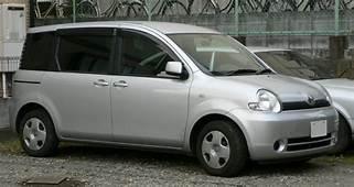 Toyota Sienta I 15 110 Hp  Technical Specs Data