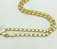 14k solid yellow gold link anklet chain 8 5 quot 9 quot 9 5