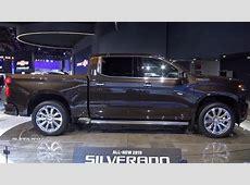 2019 Chevrolet Silverado High Country   Exterior And