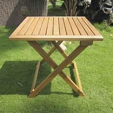 Gartentisch Klappbar Holz - stylish and well featured folding garden table carehomedecor