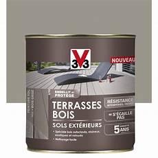 peinture sol ext 233 rieur terrasse bois v33 gris 233 0 5l