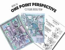 intro to one point perspective and mc escher s artwork middle school art art lesson plans
