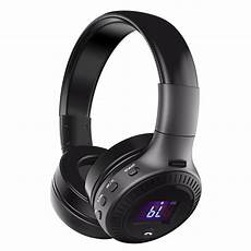 Bluetooth Earphone Hifi Stereo Wireless Earbuds by B19 Hifi Wireless Bluetooth Headphone Led Display Noise