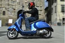 ride vespa gts 300 review visordown