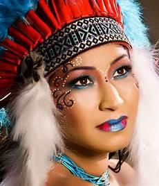 Die Besten 25 Indianer Schminken Frau Ideen Auf