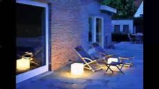 illuminazione terrazzo led come arredare e illuminare il giardino con led