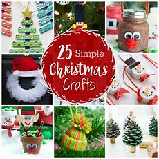 25 and simple crafts for everyone