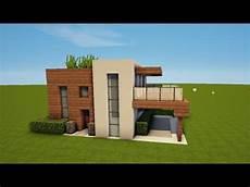 Modernes Minecraft Haus Bauen Tutorial Haus 57