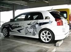 Itasha Car Stickers Car Car Stickers Car Tuning