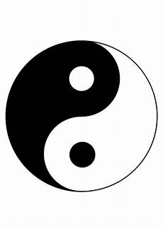 Malvorlagen Yin Yang Gratis Kleurplaat Yin Yang Gratis Kleurplaten Om Te Printen