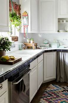 Home Decor Ideas Kitchen by Dallas House With Casita Homepolish House Tour