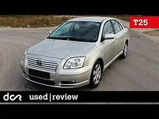 Buying A Used Toyota Avensis T25 2003 2008 Buying