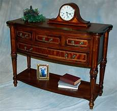 credenza table traditional hallway console table or buffet